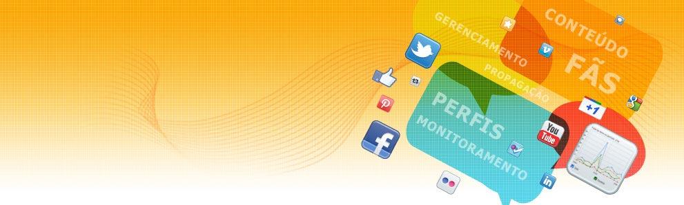 serviços social media