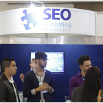 eShow Brasil 2015 - Stand Seo Marketing
