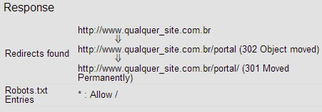 Redirect Checker - Browseo