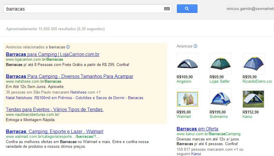 PLA - Product Listing Ads Google AdWords - O que é 95c52d716f06b
