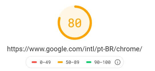 pagespeed google mobile