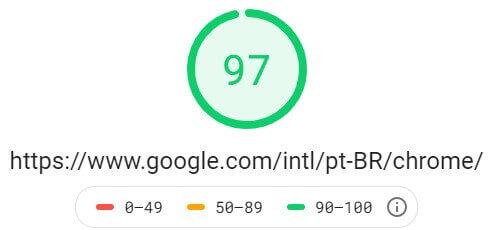 pagespeed google desktop