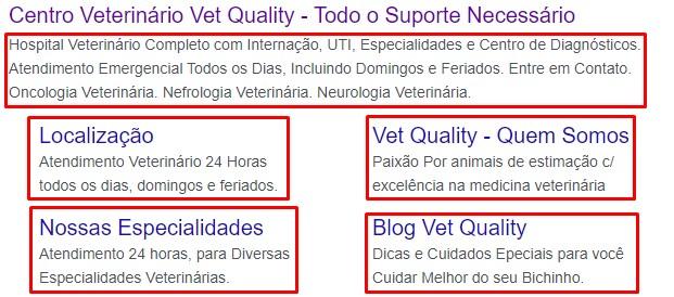 snipet vet quality